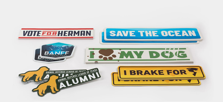 Bumper stickers free shipping sticker mule